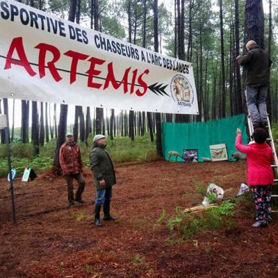 Fête de la forêt à Soustons le 18/05/2019