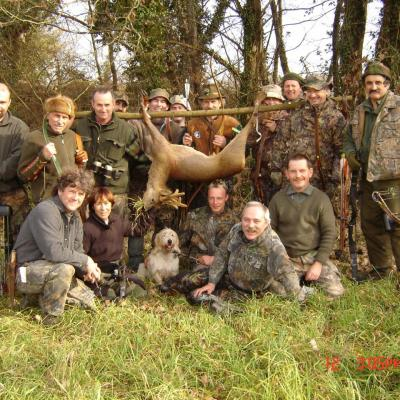 Sorties chasse